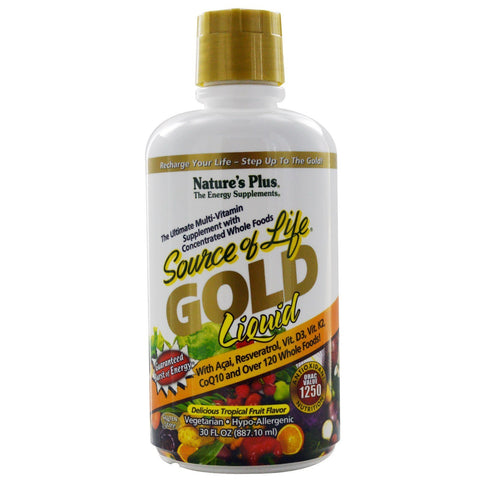 LIQUID SOURCE OF LIFE GOLD 30 OZ