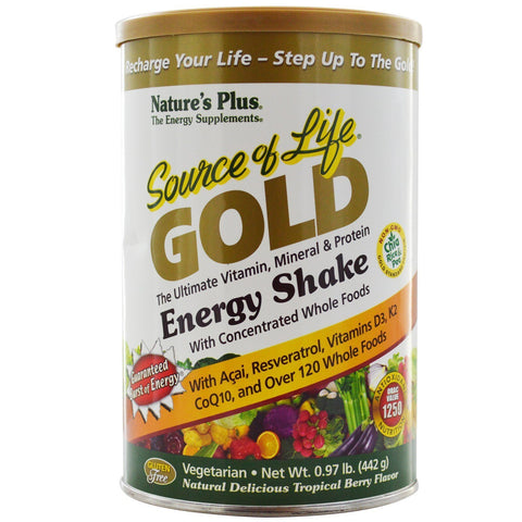SOURCE OF LIFE GOLD ENERGY SHAKE .97 LB