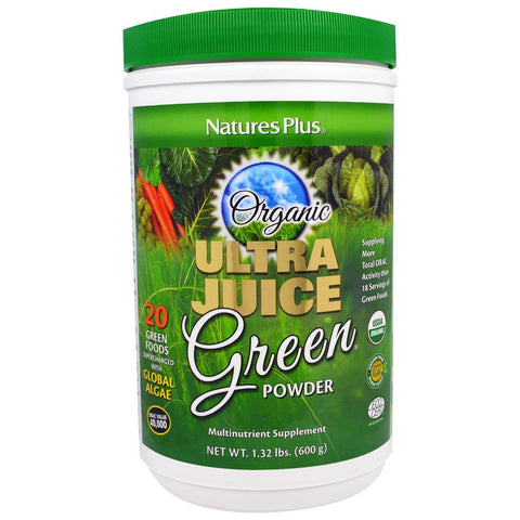 ULTRA JUICE GR POWDER 600 G