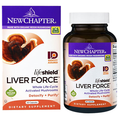 LIFESHIELD LIVER FORCE 60 CAPSUES