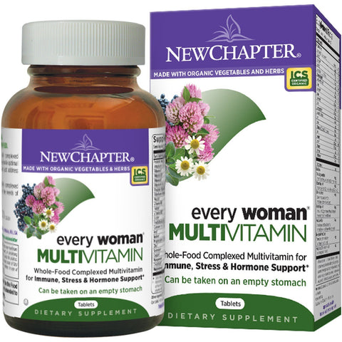 EVERY WOMAN MULTIVITAMIN 120 TABLETS