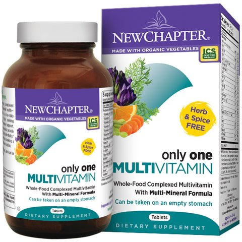 ONLY ONE MULTIVITAMIN 72 TABLETS