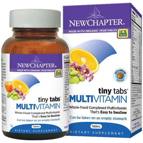 TINY TAB MULTIVITAMIN 192 TABLETS