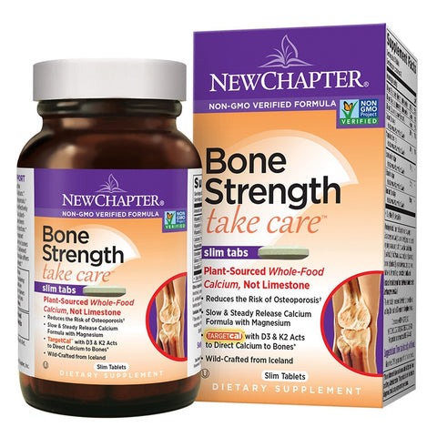 BONE STRENGTH TAKE CARE 60 SLIM TABLETS