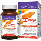 WHOLEMEGA WHOLE FISH OIL 1000 MG 180 SOFTGELS