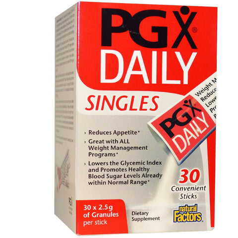 PGX DAILY SINGLES 30 PACKETS