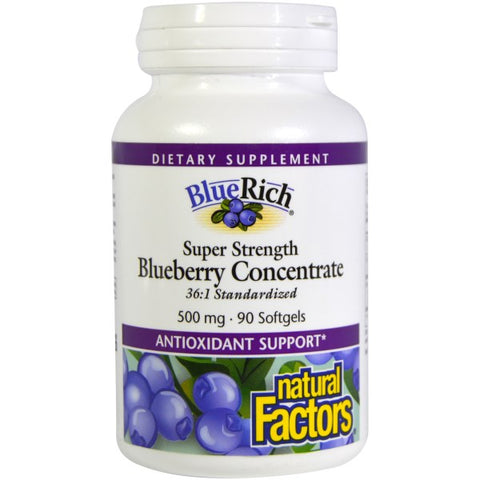 BLUERICH SUPER STRENGTH 500 MG 90 SOFTGELS