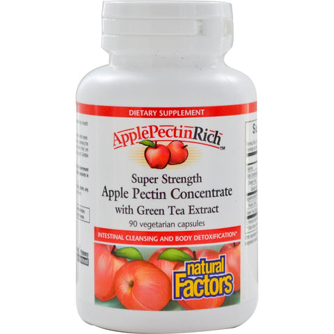 APPLE PECTIN CONCENTRATE W/ GREEN TEA EXTRACT 90 CAPSULES