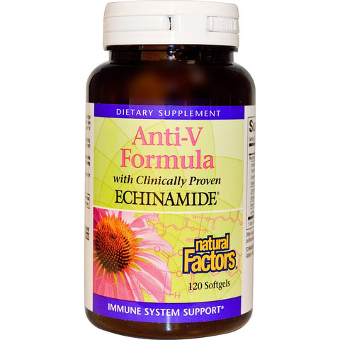 ANTI-V FORMULA WITH ECHINAMIDE 120 SOFTGELS