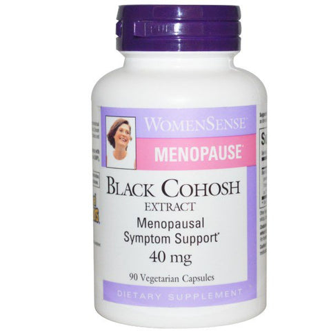 BLACK COHOSH EXTRACT 40 MG 90 VEGETARIAN CAPSULES