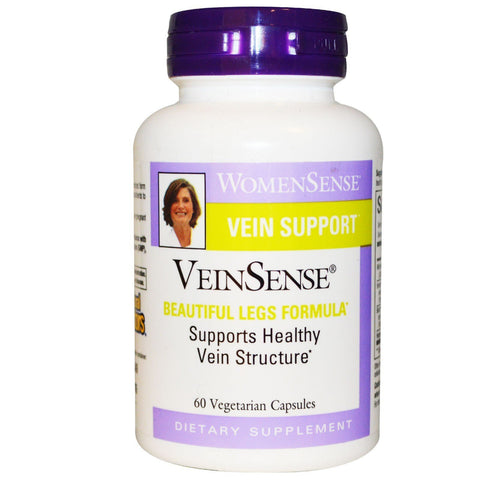 VEINSENSE VEIN SUPPORT 60 VEGETARIAN CAPSULES