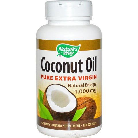 COCONUT OIL 120 SG