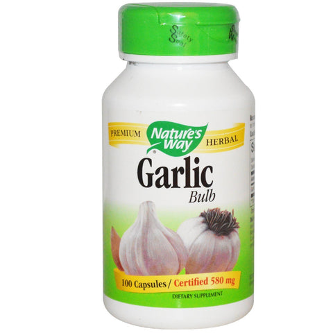 GARLIC CLOVES 100 CAPSULES