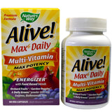 ALIVE! MULTI VITAMIN W/ IRON
