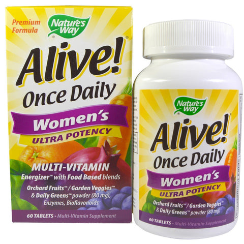 ALIVE! ONCE DAILY WOMENS [ULTRA POTENCY]