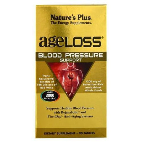 AGELOSS BLOOD PRESSURE 90 TABS