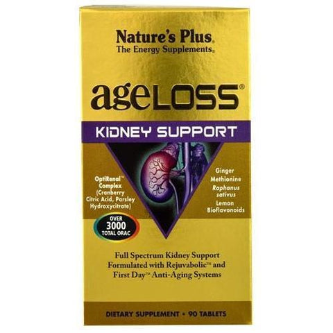 AGELOSS KIDNEY SUPPORT 90