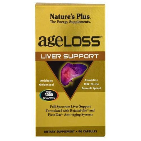 AGELOSS LIVER SUPPORT 90