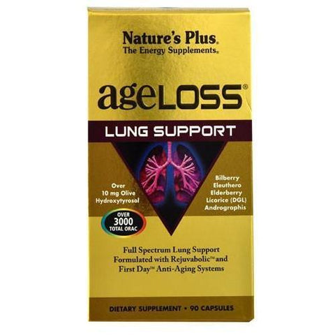 AGELOSS LUNG SUPPORT 120