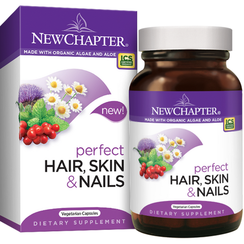 PERFECT HAIR SKIN & NAILS 30 VEGGIE CAPSULES