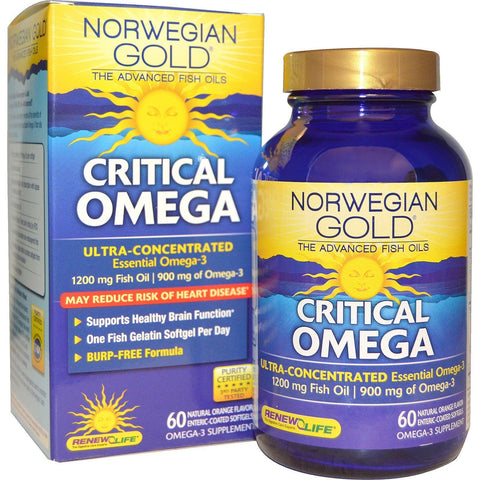 NORWEGIAN GOLD CRITICAL OMEGA