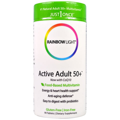 ACTIVE ONE SENIOR MULTIVITAMIN 90 CA