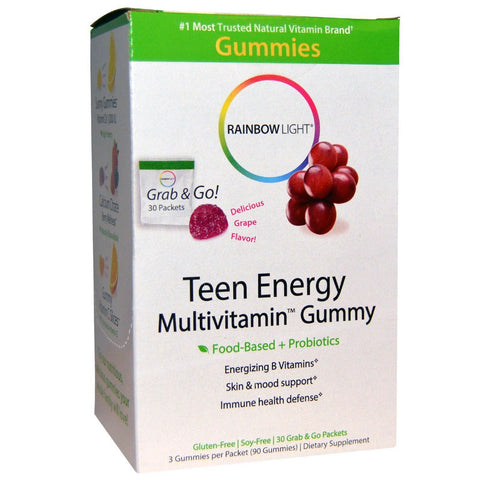 TEEN ENERGY MULTIGUMMY 30 PKT