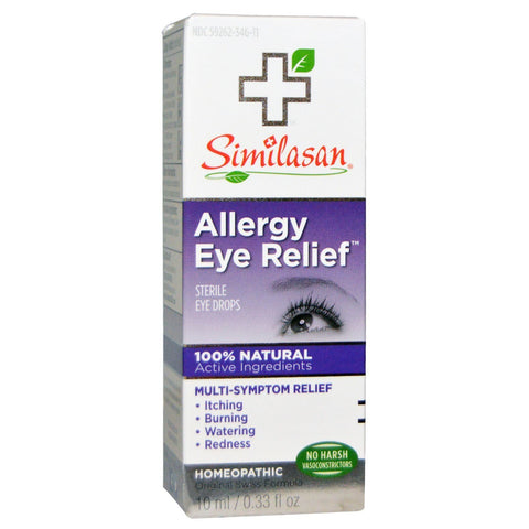 EYE DROP NO 2  ALLERG .33 OZ