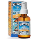 BIO ACTIVE SILVER HYDROSOL 10 PPM FINE MIST SPRAY 2 OUNCE