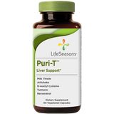PURI T LIVER SUPPORT 60  CAPS