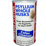 PSYLLIUM HUSKS WHOLE 12 OZ