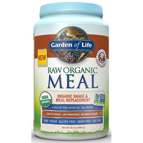 GOL - RAW ORGANIC MEAL CHAI 557G  POWDER