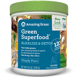 GREEN SUPERFOOD ALKALIZE & DETOX 8.5 OZ