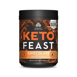 KETO FEAST CHOCOLATE 715 GRAMS