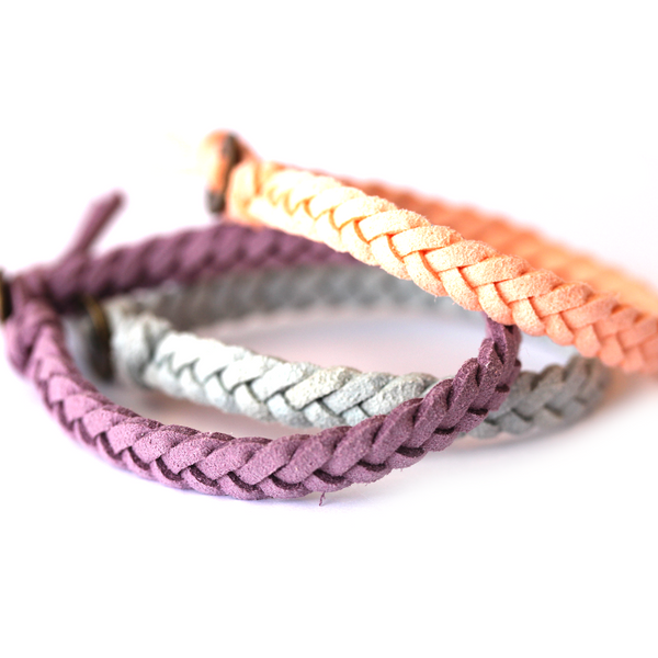 Limited Edition Summer Colors- Classic Essential Oil Diffuser Bracelet