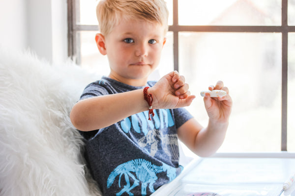 Kids Adjustable Diffuser Bracelet