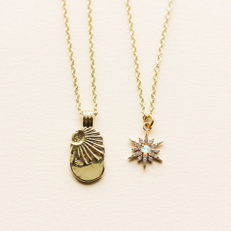 Celestial Necklaces