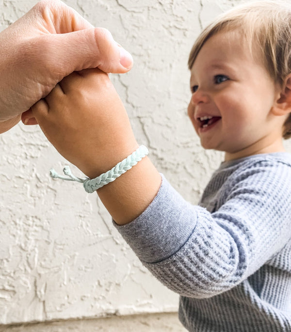 Kids Adjustable Diffuser Bracelet Sets