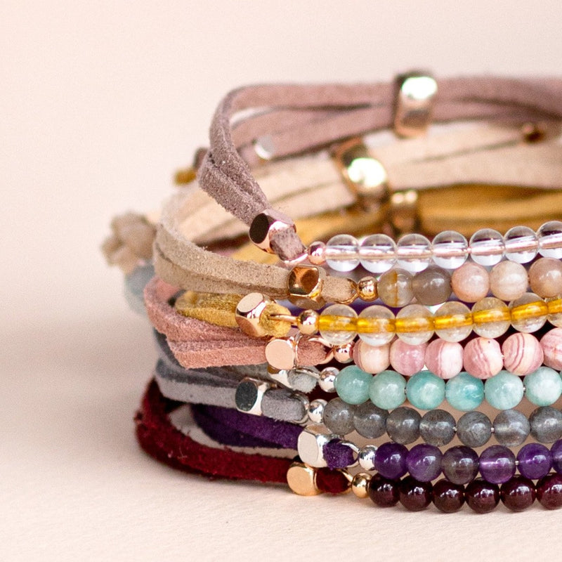 The Complete Feelings Collection- 8 bracelets