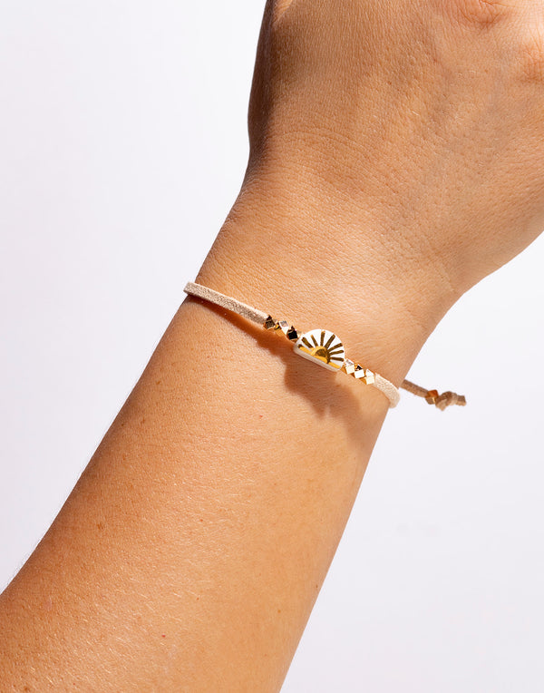 You are Sunshine Diffuser Bracelet