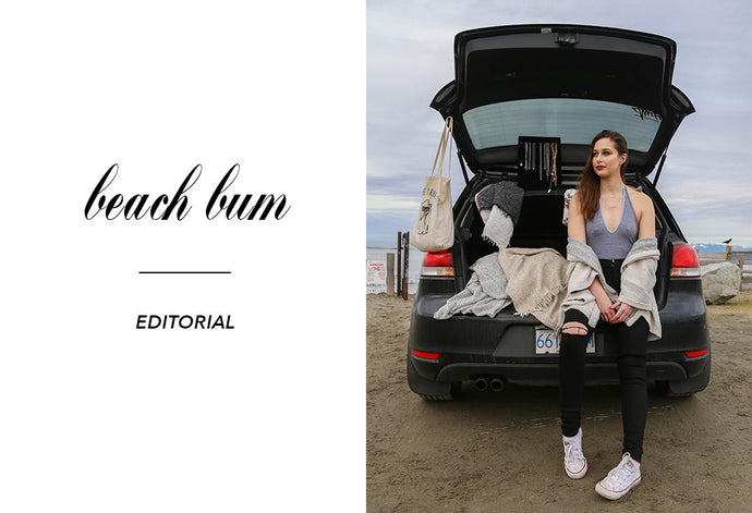 Beach Bum – Editorial