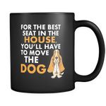 Best Seat in the House Dog Mug - Wild Pet Styles