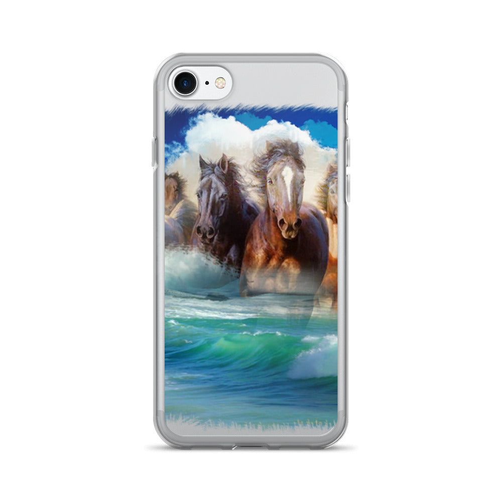 Surf's Up iPhone 7/7 Plus Case - Wild Pet Styles