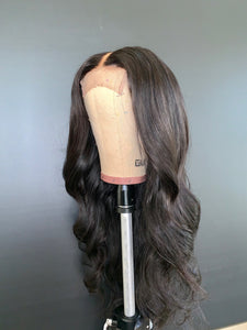 Brazilian Straight/ Body Wave Units