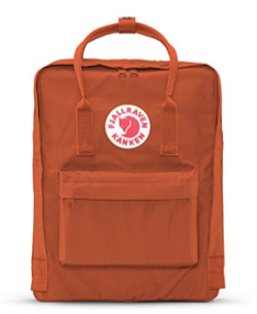 Fjallraven - Kanken Classic Pack, Heritage and Responsibility Since 1960(Brick)
