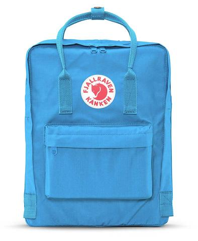 Fjallraven - Kanken Classic Pack, Heritage and Responsibility Since 1960(Light Blue)