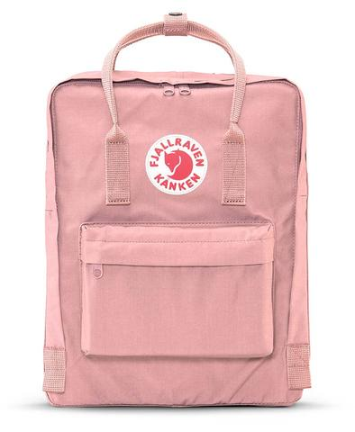 Fjallraven - Kanken Classic Pack, Heritage and Responsibility Since 1960(Pink)