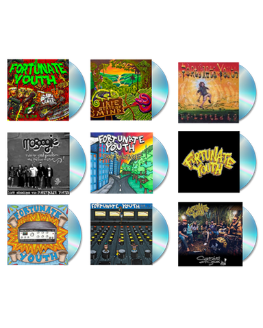 Fortunate Youth 9 CD Bundle