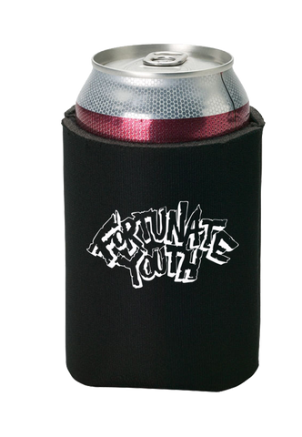 Rock Logo Can Cooler