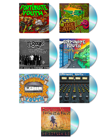 Fortunate Youth 7 CD Bundle